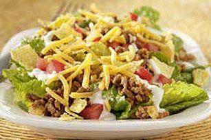 Taco-less Salad