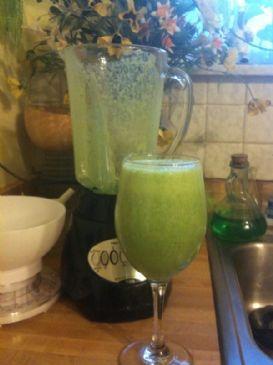 Alyssa's Green Smoothie