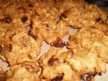 Healthy Oatmeal Cookie