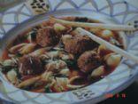 Missy's Easy Italian Wedding Soup
