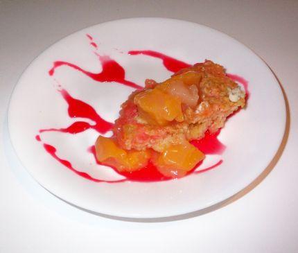 Low Cal Dump Cake Recipe