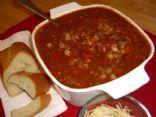 Un-Chained Recipe Contest  Pasta e Fagioli
