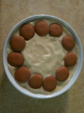 Dollbabe56's Banana Pudding