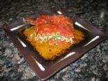 Spinach & Mushroom Lasagna (Vegan)