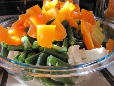 H & Z's Pumpkin Thai Curry