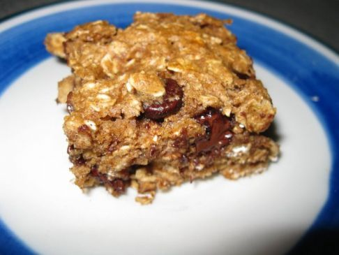 Becky's Chocolate Oat Bars