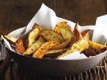 Sweet & White potato spears (Kraft recipe)
