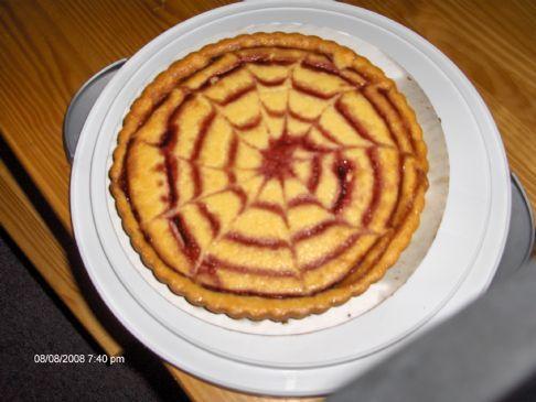 Mel's Raspberry Ricotta Cheesecake