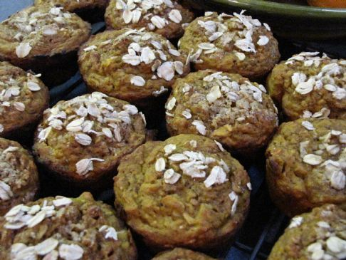 Lindythalia's Breakfast Muffins