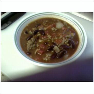 Buffalo Chili Soup