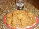 Lala's CLEAN Oatmeal Raisin Cookies