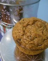 Orange - Apricot Raisin Bran Muffins