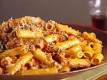 Rigatoni Vegetarian Bolognese