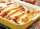 Chicken & Spinach Enchiladas
