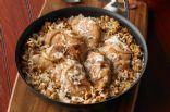 French Onion Pork Chop Skillet