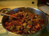 Stir Fry Chili