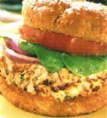 Garden Turkey Burgers