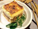 Pastitsio (Greek)