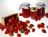 Strawberry Preserves (No Sugar Added)