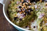 Spinach Rice Gratin Recipe