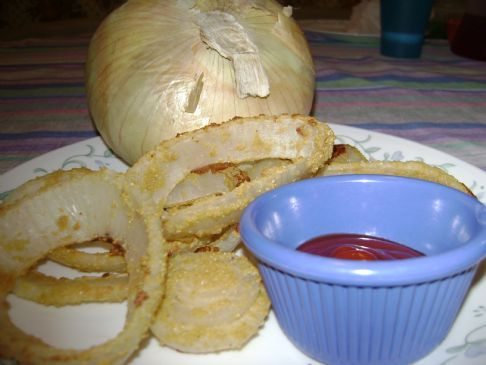 Abraham, Guiltless Onion Rings