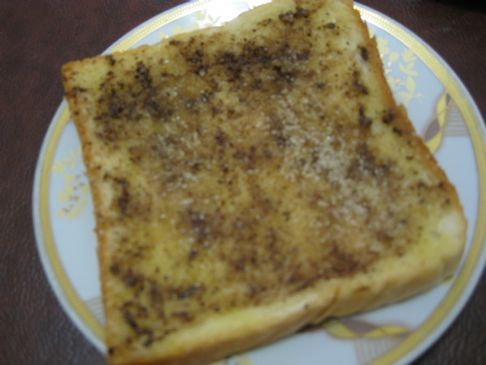 Quick Cinnamon Toast Rolls