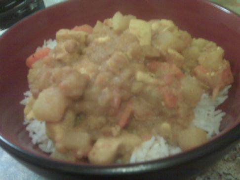 Chicken Curry - Indian