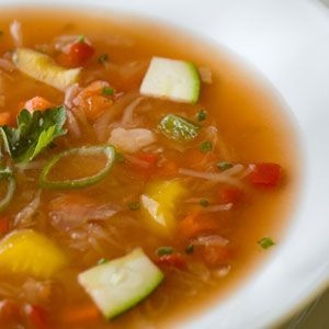 FAT BURNING SOUP