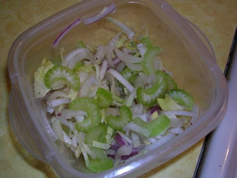 Celery and Endive Salad