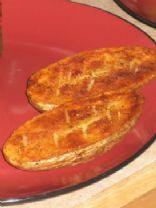 Crispy Potato Halves