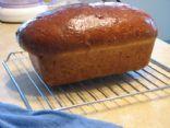 Almond-Honey Wheat Bread (w/flax and wheat germ)