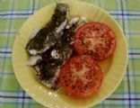 Fish w/ Baked Tomato