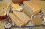 Whole Wheat Oat Bread With Flax Seed Meal (Bread Machine Recipe)