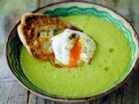 Jamie Oliver's Creamy Asparagus soup
