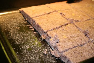 Low Fat Jalapeno Blue Corn Bread