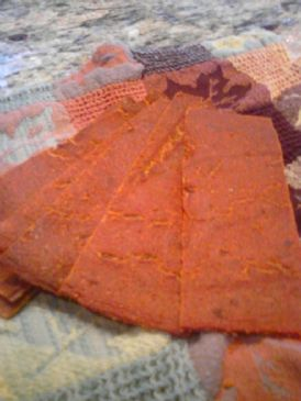 Spiced Pumpkin Leather