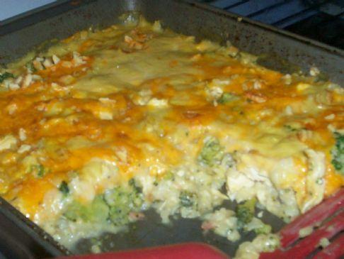 Chicken divan recipe sparkrecipes for Divan 506