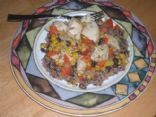 Southwest Style Chicken and Wild Rice