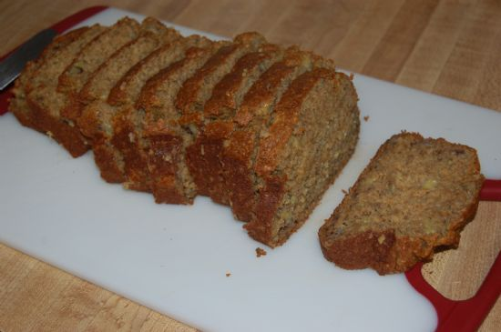 Guilt Free Banana Bread