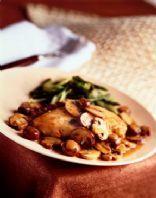 Chicken and Mushroom Cassserole