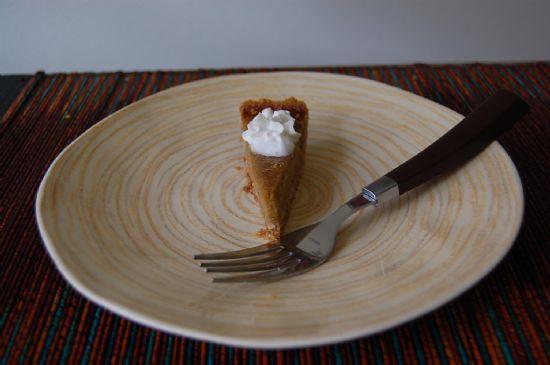 Golden Acorn Pie