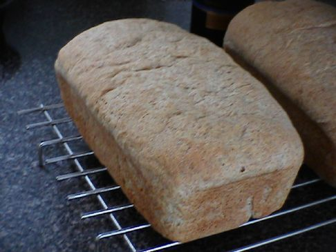Laura's  Wholewheat bread