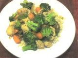 Chicken Broccoli Stir Fry