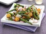 Warm New Potato and Asparagus Salad