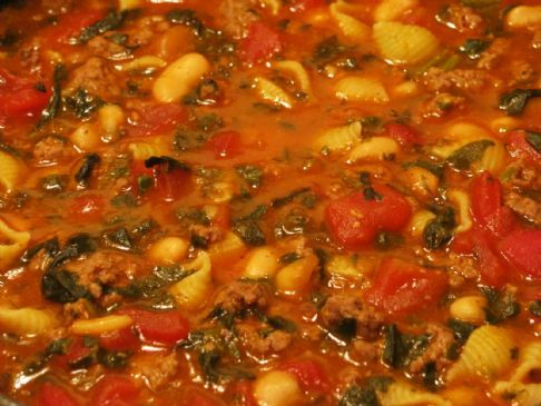 Core Recipe (Kinda) Weight Watchers Pasta Fagioli