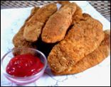 HG's Fiber-Fried Chicken Strips