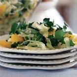 Broccoli, Orange and Watercress Salad
