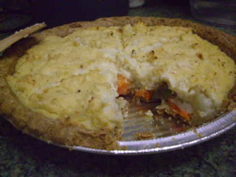 Low-fat Chicken Shephard's Pie