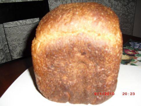 Deb's Honey Oat Wheat Bread in bread machine
