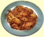 Galangal Fried Chicken (Ayam Goreng Lengkuas )